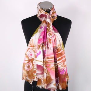 Emani Cotton Scarf