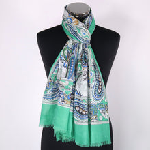 Pure Cotton Print Scarf