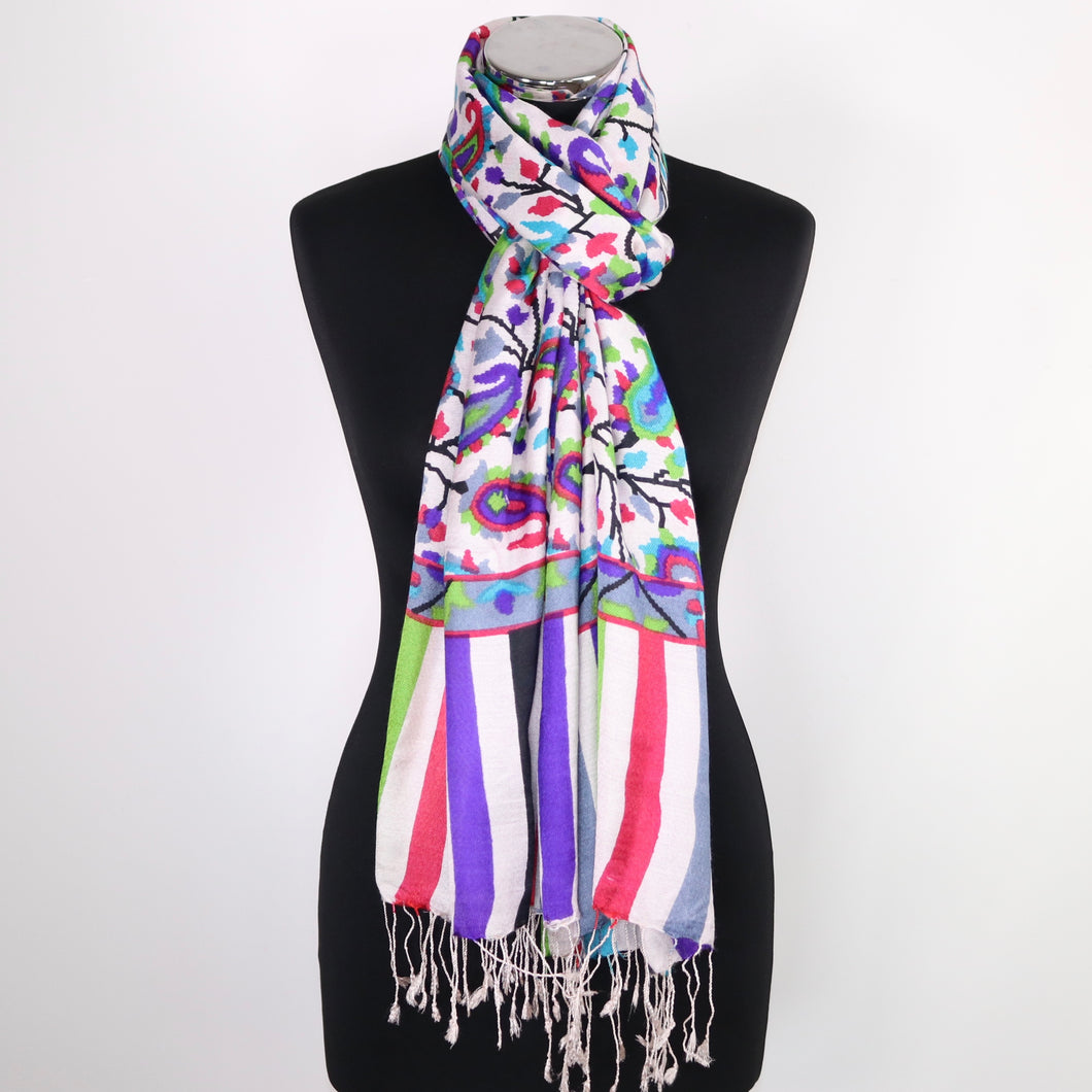Haven Scarf - Floral Print