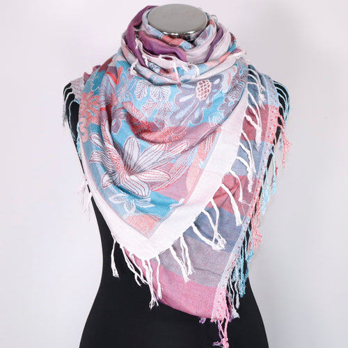 Reversible Viscose Scarf