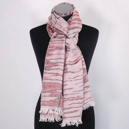 Faith Reversible Wool Scarf