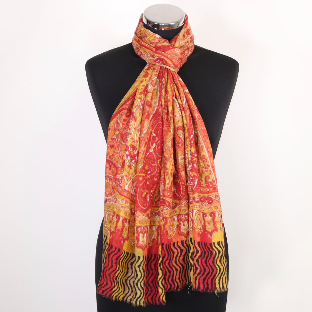 Eve Wool Scarf
