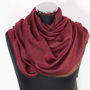 Kennedy Reversible Cashmere Scarf