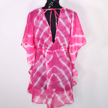 Bria Chiffon Beach Cover Up