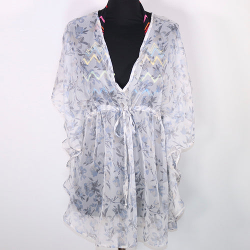 Lauren Chiffon Beach Cover Up