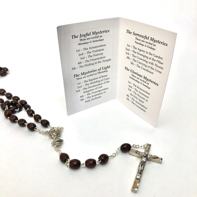 The Peace of the Rosary- Find Serenity in Prayer