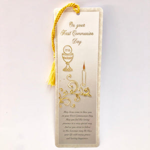 First Holy Communion Unisex Bookmark
