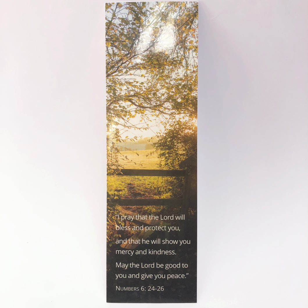 Numbers 6:24-26 Bookmark