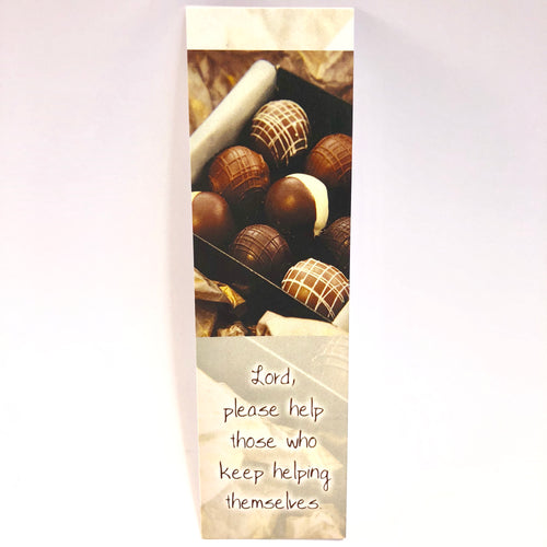 Chocolate Box Bookmark