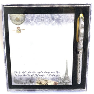 Book & Notepad Gift Set