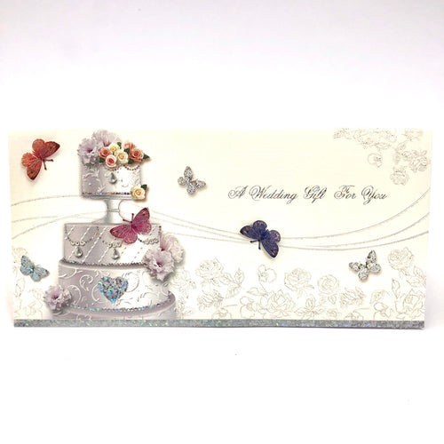 Wedding Gift Money Card