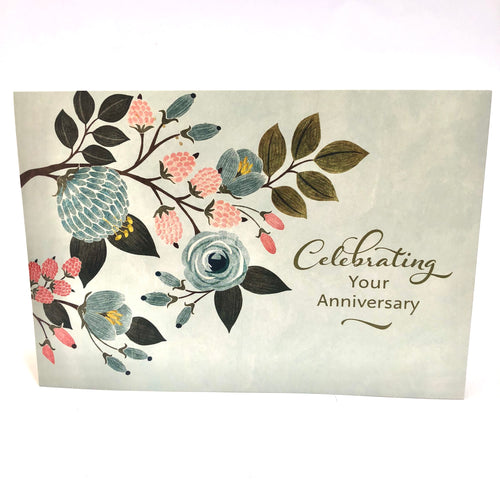 Celebrating your Anniversary Card