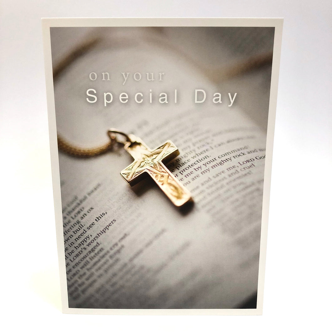 On Your Special Day Card
