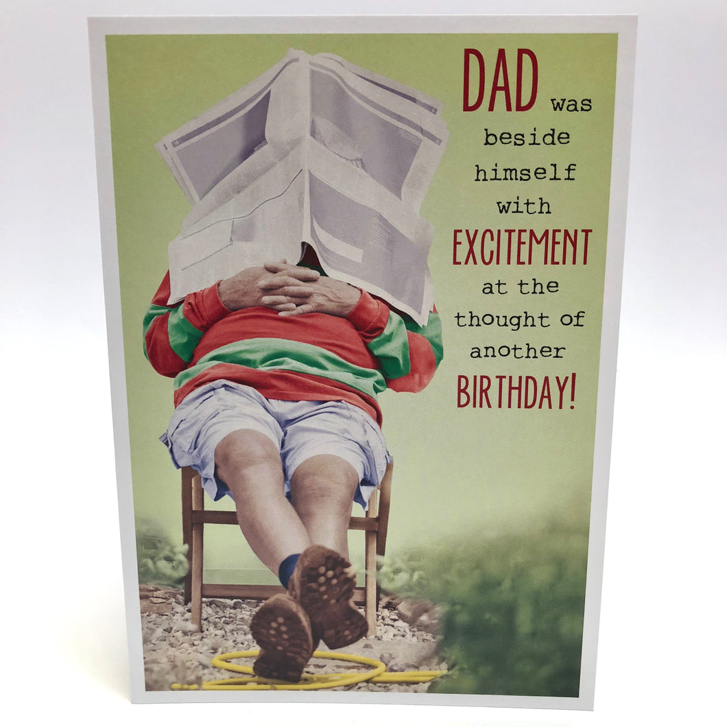 Dad Birthday Card