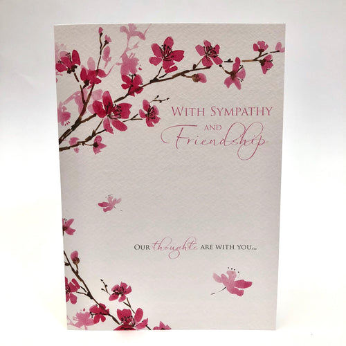 Sympathy & Friendship Card