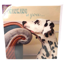 Thinking of You Dog Card