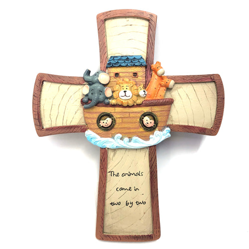 Noahs Ark Cross