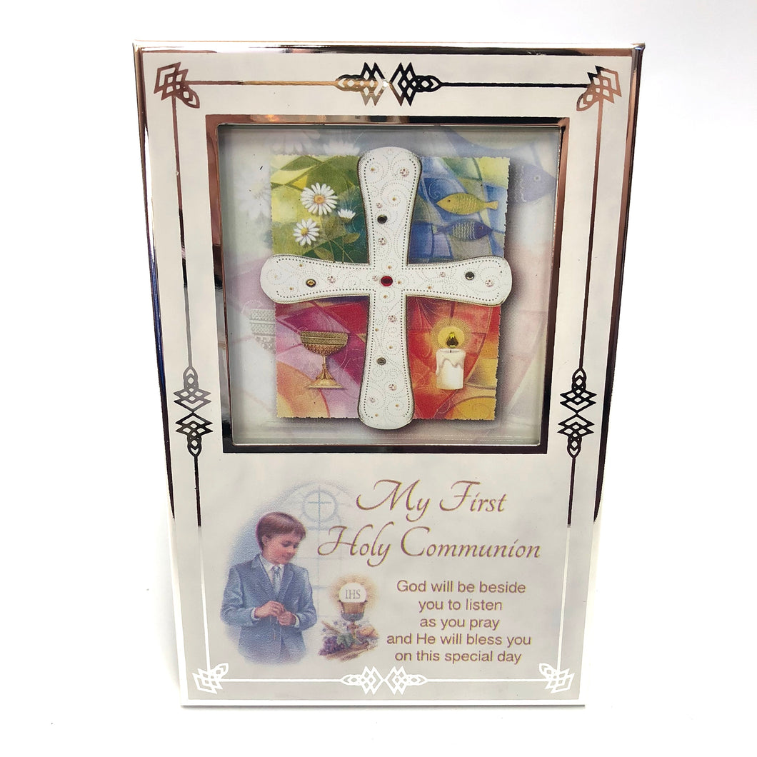 My First Holy Communion Photo Frame