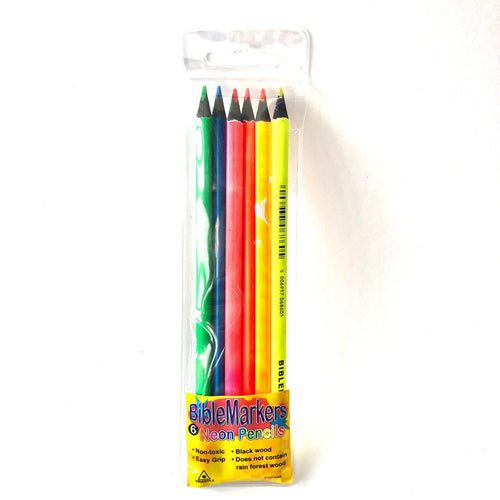 Bible Marker Pencils