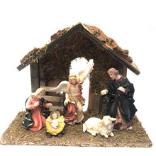Small Nativity Set