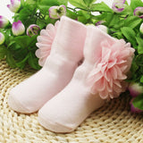 Princess Flower Petals Ankle Socks - Kids Petite - Baby & Kids Clothing
