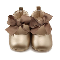 Diva Bow Tied Shoes