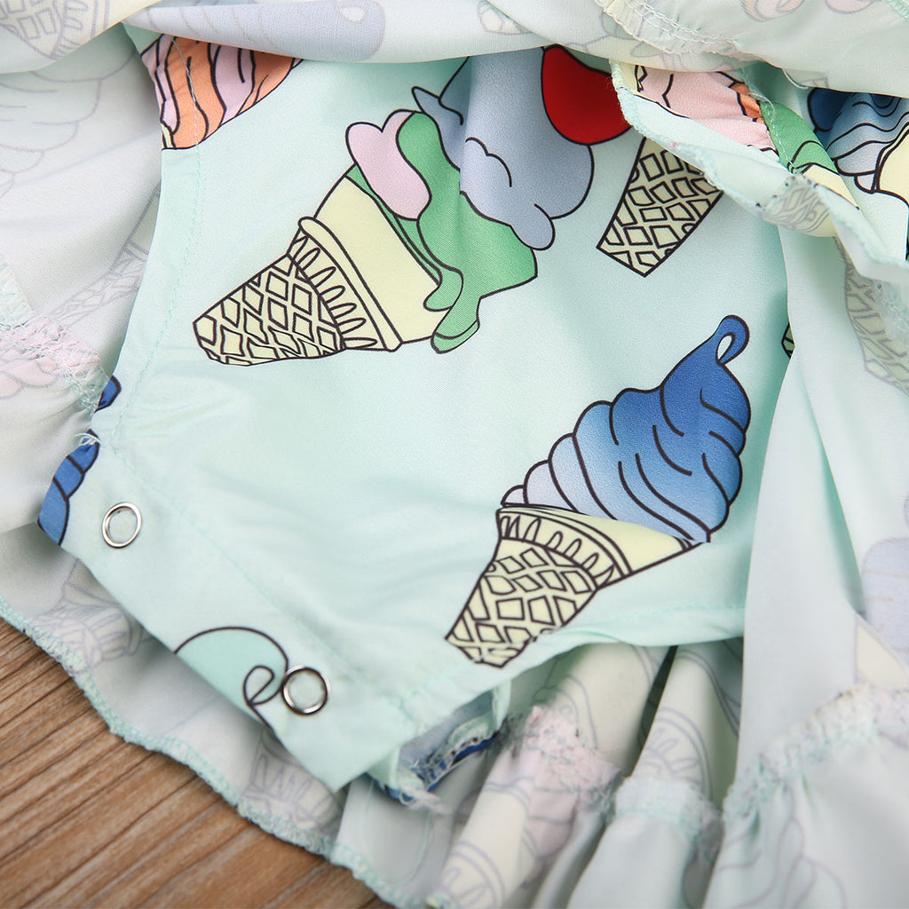I Scream For Ice Cream Dress - Dresses - baby-petite