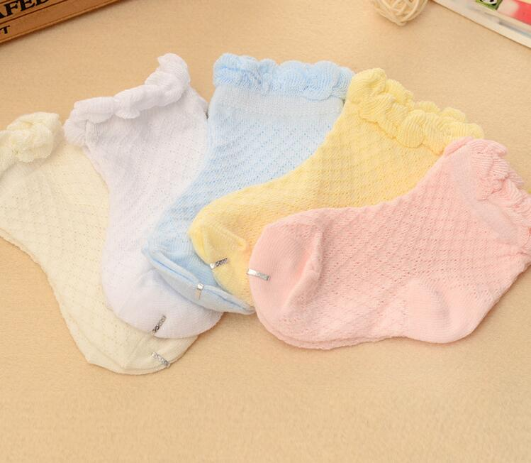 Rhombus Plaid Socks Set (5 Pair Set) - Socks - baby-petite
