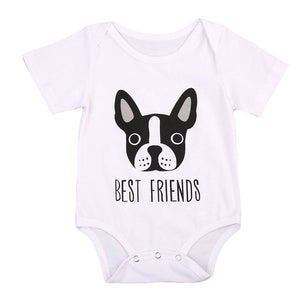Dog Best Friends Romper - Kids Petite - Baby & Kids Clothing