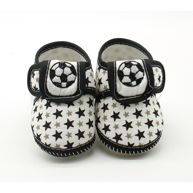 Soccer Star Baby Shoes
