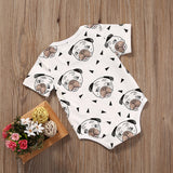 Pug Dog Romper - Rompers - baby-petite