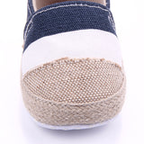 Hemp Hawaiian Striped Shoes - Shoes - baby-petite