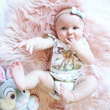 Bambi And Friends Romper - Rompers - baby-petite