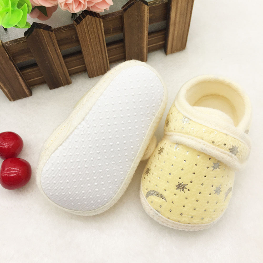 A Starry Night Cotton Shoes - Kids Petite - Baby & Kids Clothing