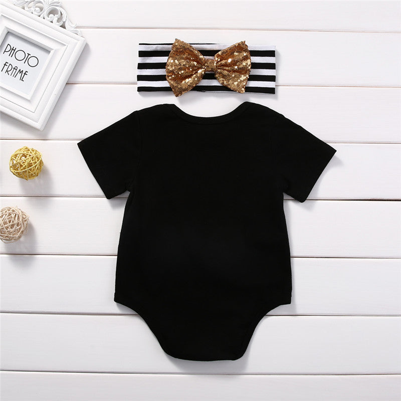 Mommy Is My Bestie Romper - Rompers - baby-petite