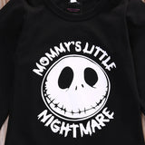 Mommy And Daddy's Little Nightmare - Rompers - baby-petite
