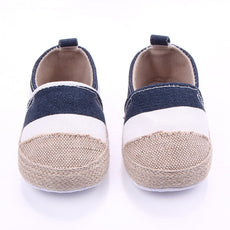 Hemp Hawaiian Striped Shoes