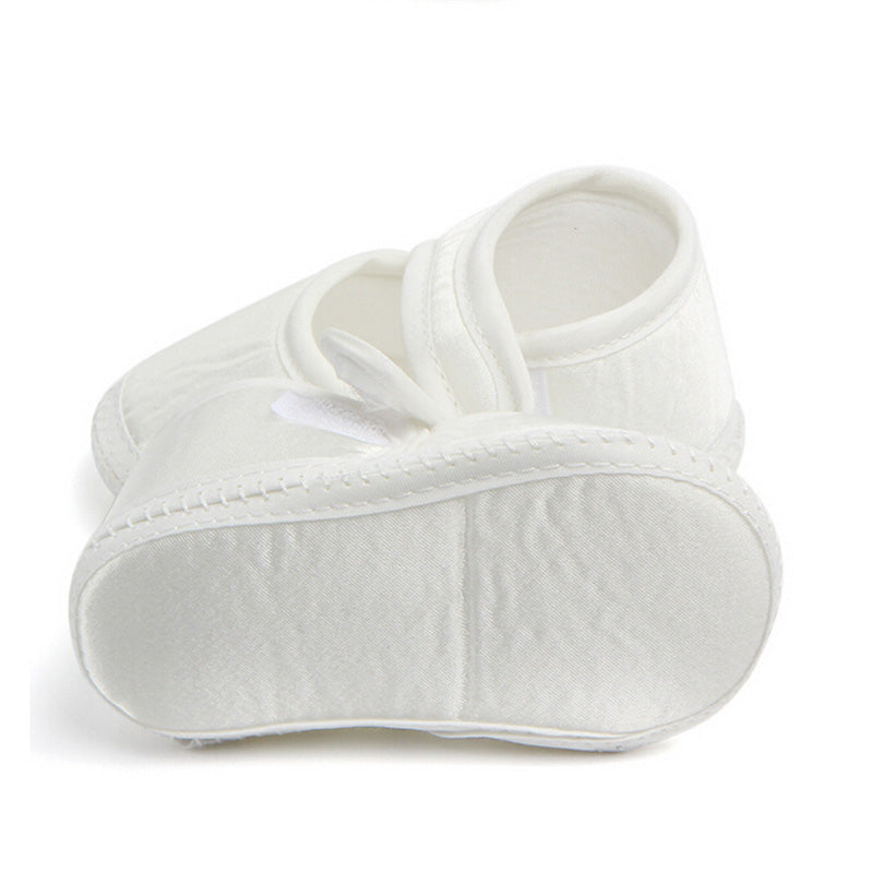 Princess Ballet Silver Shoes (0-6 Months) - Shoes - baby-petite