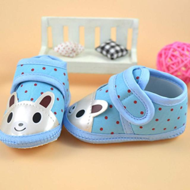 Silver Bunny Polka Dot Sneaker Shoes - Shoes - baby-petite