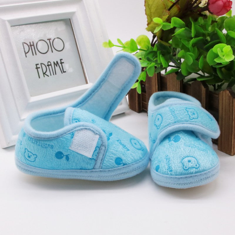 Teddy Fluff Shoes - Shoes - baby-petite