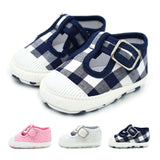 Spring Casual Hook and Loop Shoes - Shoes - baby-petite