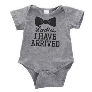 Ladies I Have Arrived Romper - Kids Petite - Baby & Kids Clothing