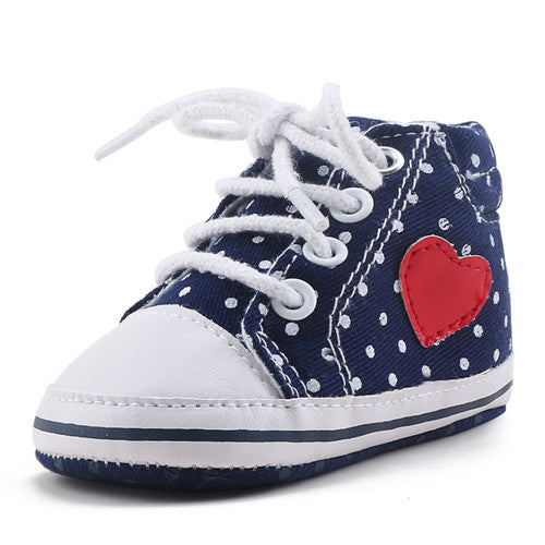 Hearts, Love & Polka Dots Shoes - Shoes - baby-petite
