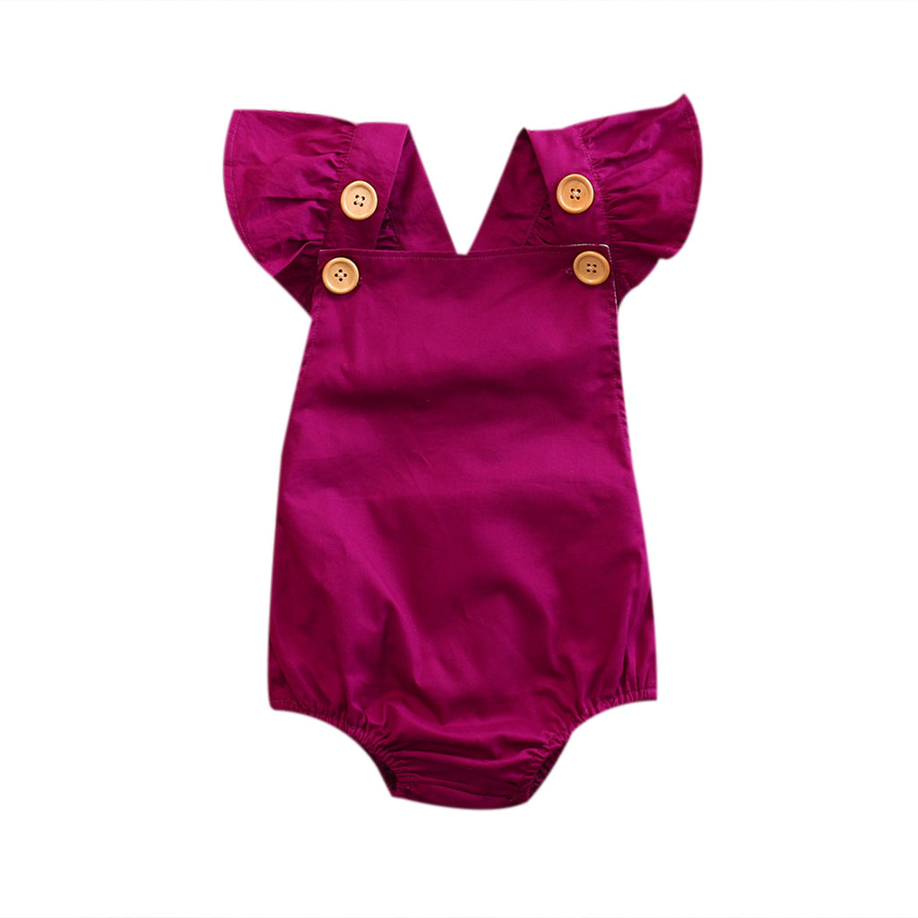 Lovely Sarah Romper - Rompers - baby-petite