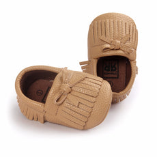 Romirus Baby Leather Moccasins