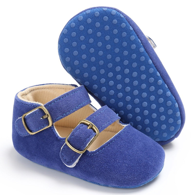 Summer Stacy Casual Strap Buckle Shoes - Shoes - baby-petite