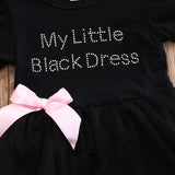 My Little Black Dress Tulle Dress