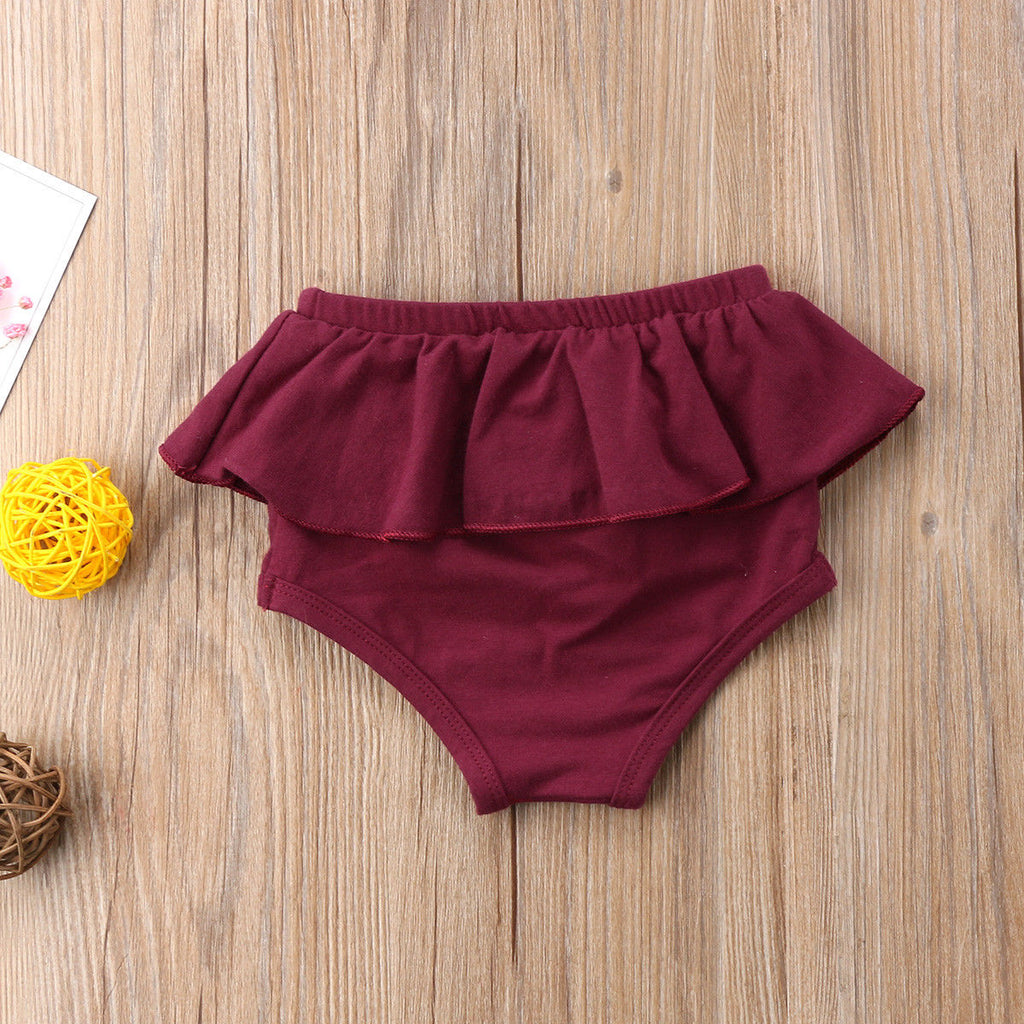 Candy Colour Basic Bloomer Shorts