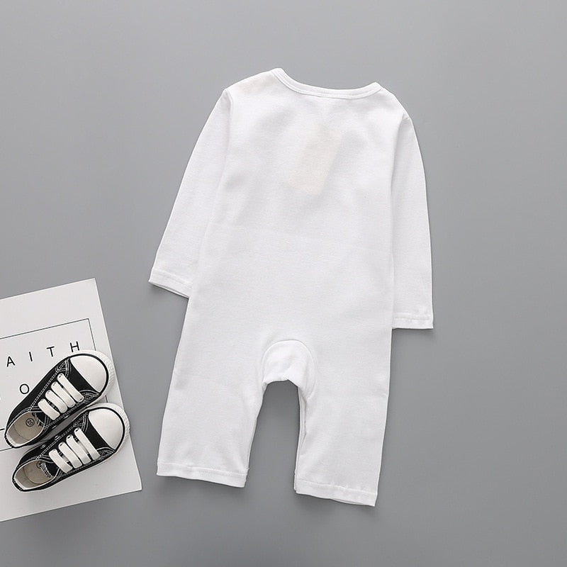 The Suit Gala Romper - Tops - baby-petite