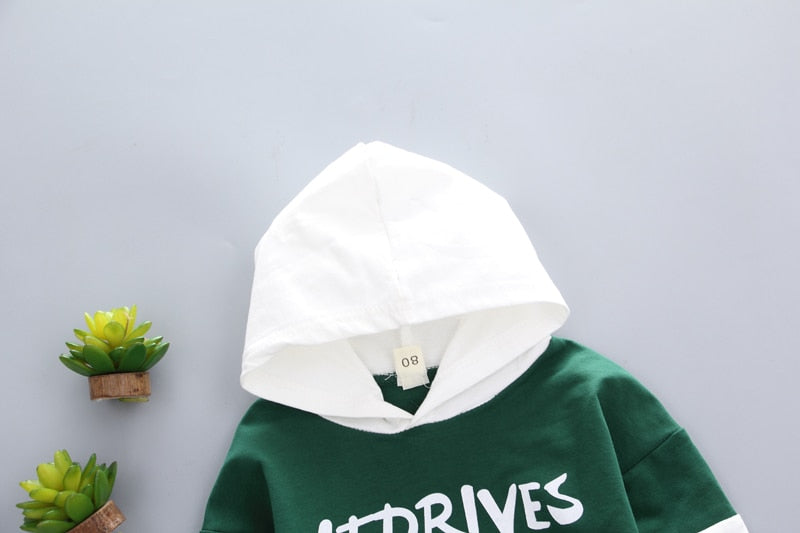 It Drives Hooded Pocket Sweater